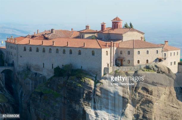 Agios Stefanos (St Stephen's) Monastery.