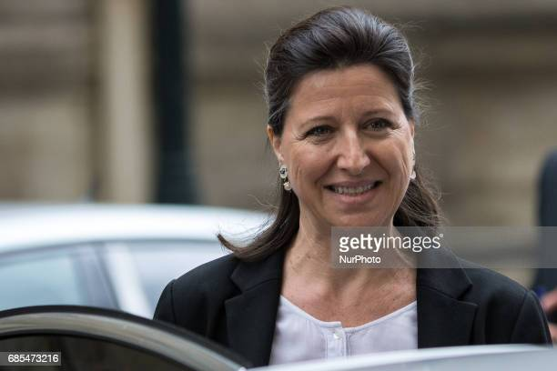 Agnes Buzyn France's minister of Health arrives for a cabinet meeting at the Elysee Palace in Paris France on Thursday May 18 2017