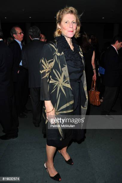 Agnes Gund attends JONATHAN TISCH Book Launch Party for 'Citizen You' at The Museum of Modern Art on May 6 2010 in New York City