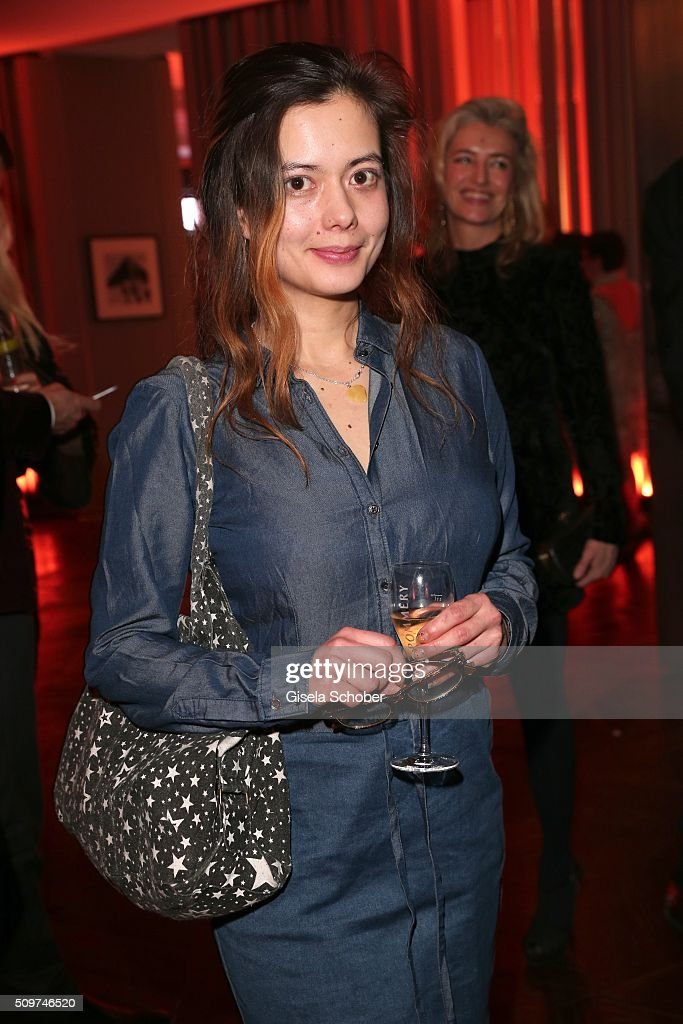 Agnes Mai during the 'Berlin Opening Night of GALA & UFA Fiction' at Das Stue Hotel on February 11, 2016 in Berlin, Germany.