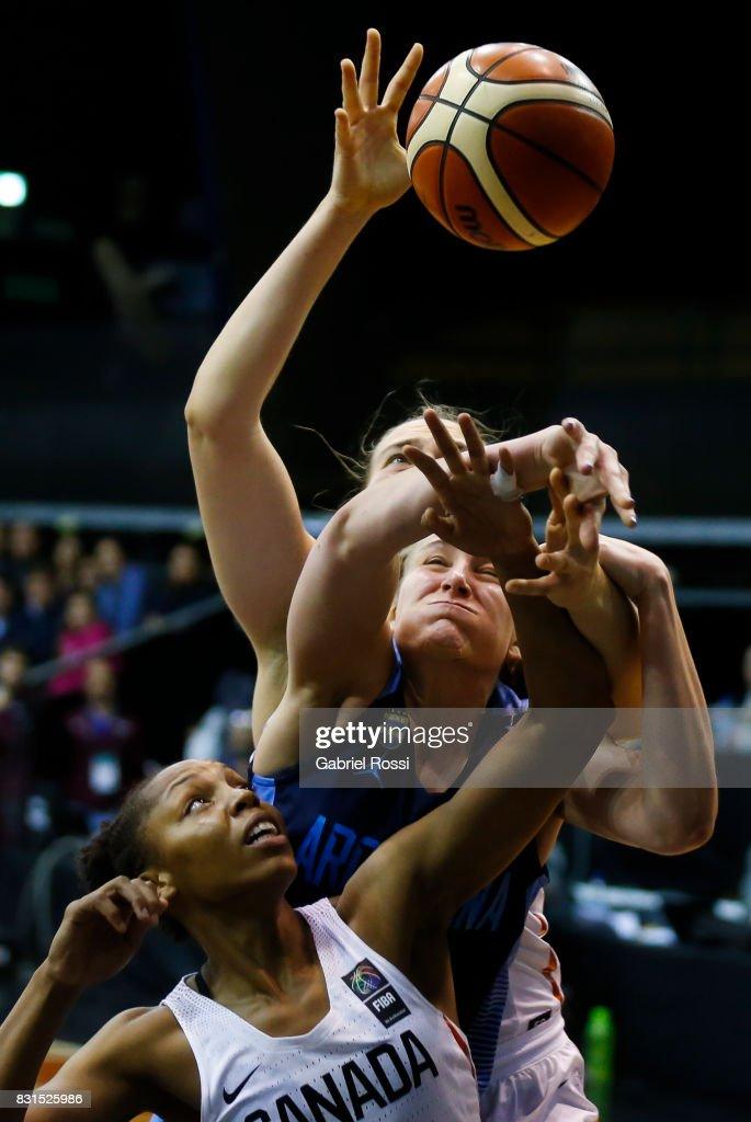 Argentina v Canada - FIBA Women's AmeriCup Argentina 2017: Final