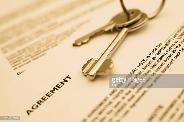 Agreement keys