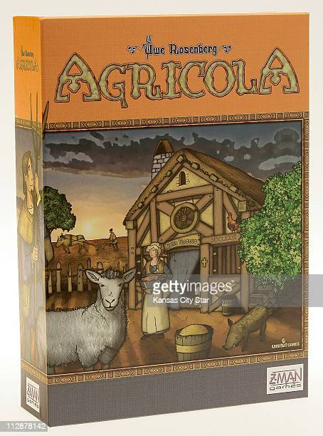 Agricola is for people who like sophisticated games such as Carcassonne another awardwinning board game that involves creating cities farms and road