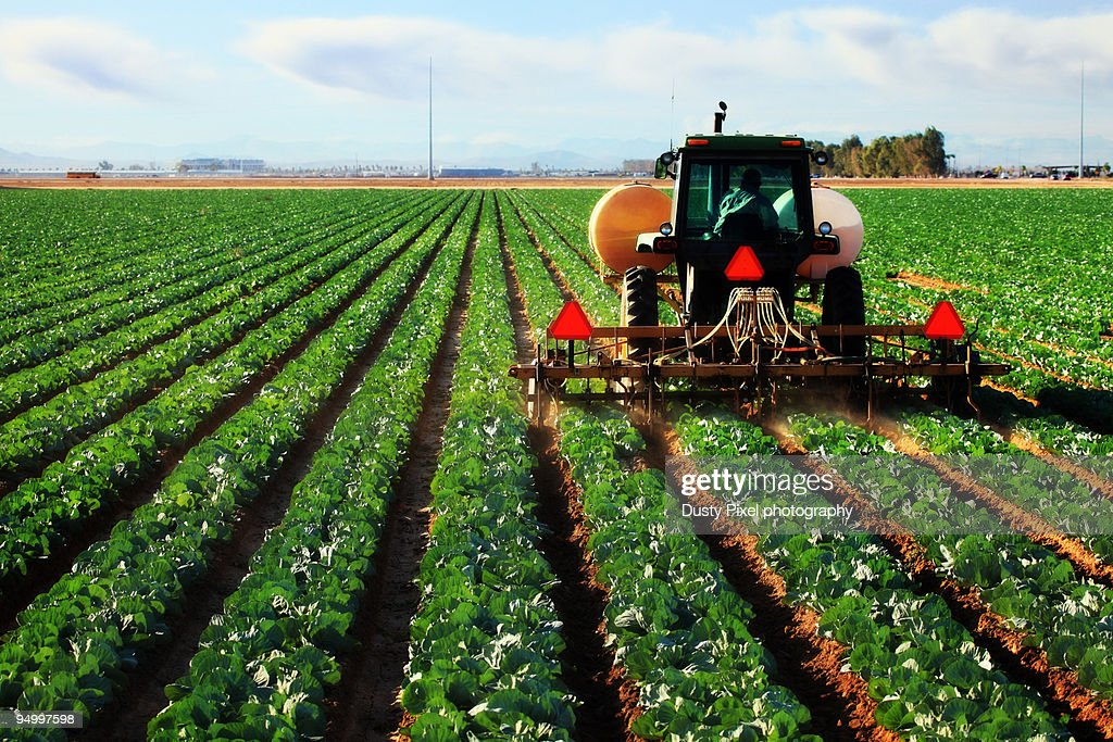 Agricultural Equipment : Stock Photo