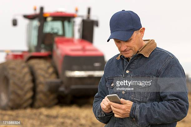 Agriculture and Texting