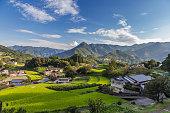 Agriculture village in Takachiho, Miyazaki, Kyushu