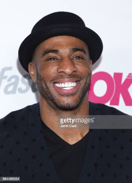 Agu Ukaogo attends OK Magazine's Summer KickOff Party at W Hollywood on May 17 2017 in Hollywood California