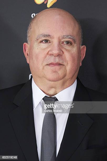 Agustin Almodovar attends the Feroz cinema awards 2016 at the Duques de Pastrana Palace on January 23 2017 in Madrid Spain