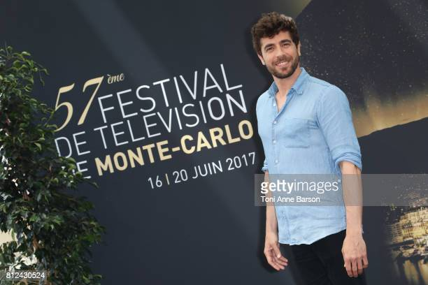 Agustin Galiana attends photocall for 'Clem' on June 17 2017 at the Grimaldi Forum in MonteCarlo Monaco