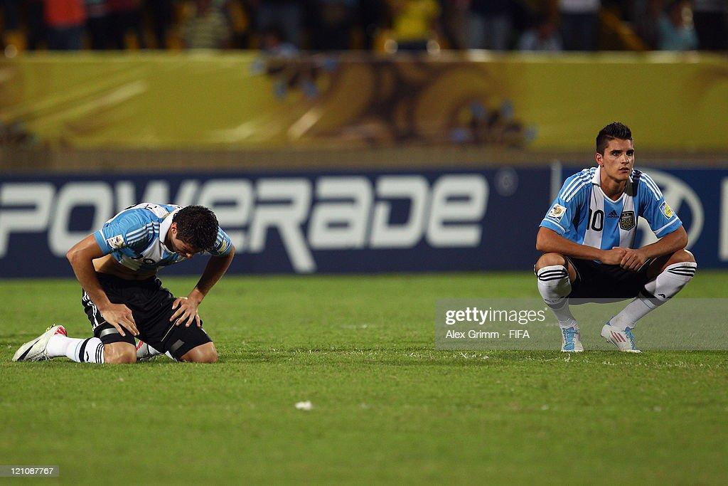 Portugal v Argentina: FIFA U-20 World Cup Colombia 2011 - Quarter Finals