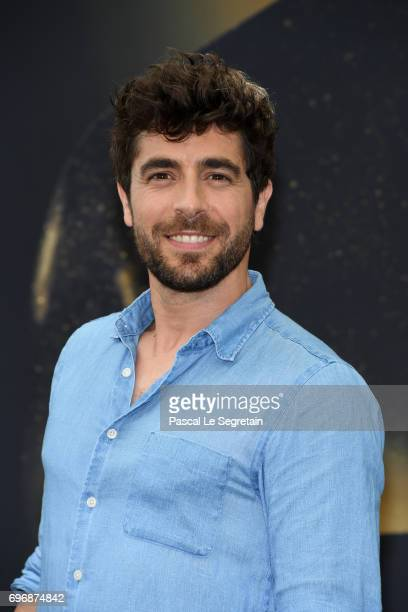 Agustín Galiana from 'Clem' attends a photocall during the 57th Monte Carlo TV Festival Day 2 on June 17 2017 in MonteCarlo Monaco