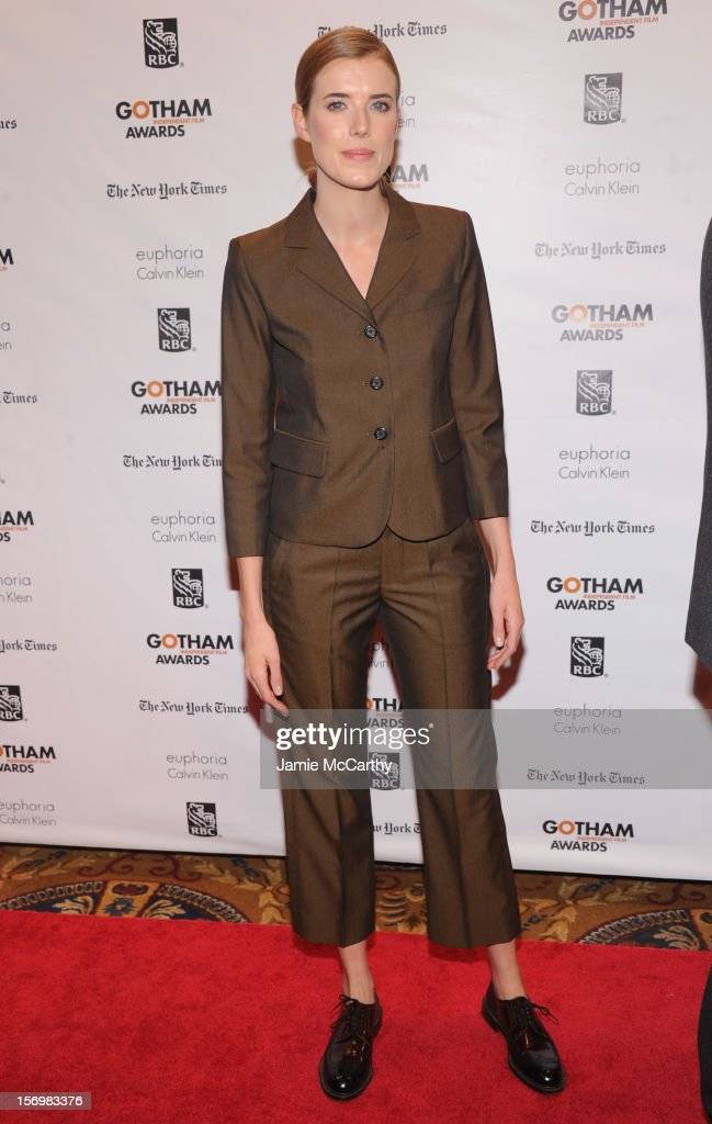 Agyness Deyn attends the 22nd Annual Gotham Independent Film Awards at Cipriani Wall Street on November 26, 2012 in New York City.