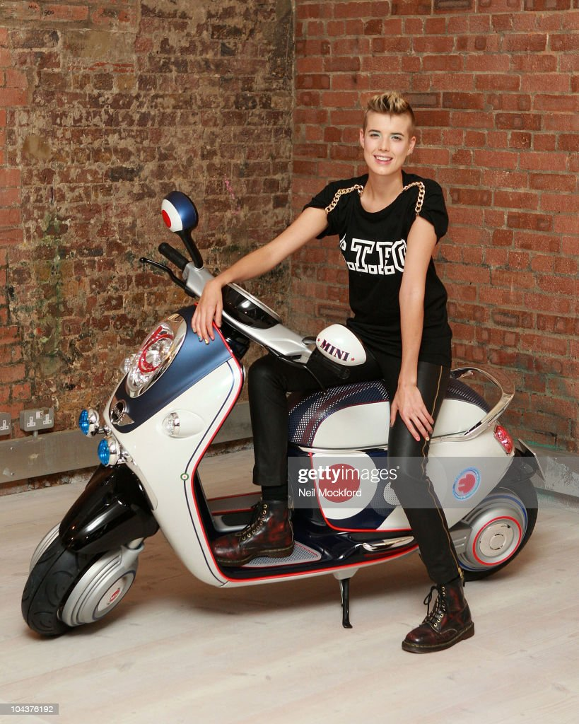 Agyness Deyn Launches New Mini Design Concept - Photocall