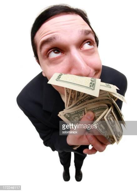Ahhh.The odeur de l'argent