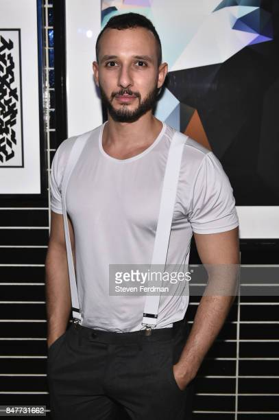 Ahmad Barquwi attends PMA with KANTRR Labs and Pierce Capital Entertainment host the Wrap Party of 'Tu Me Manques' Sponsored by Singani 63 at The...