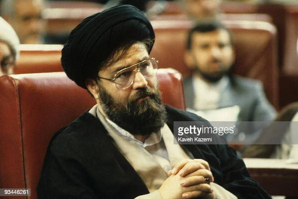 ahmad khomeini pictures getty images