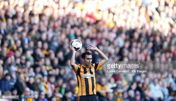 Ahmed Elmohamady Hull City