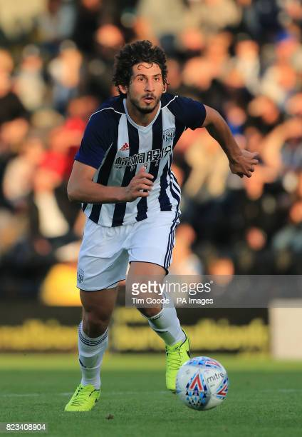 Ahmed Hegazi West Bromwich Albion