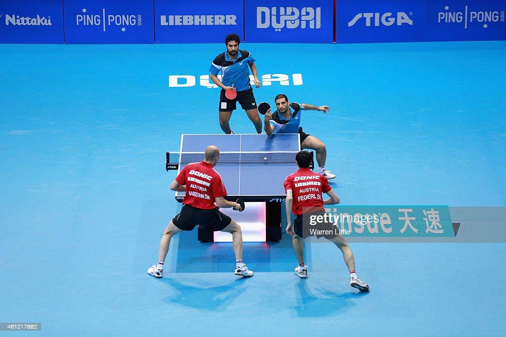 ITTF World Team Cup - Day 2