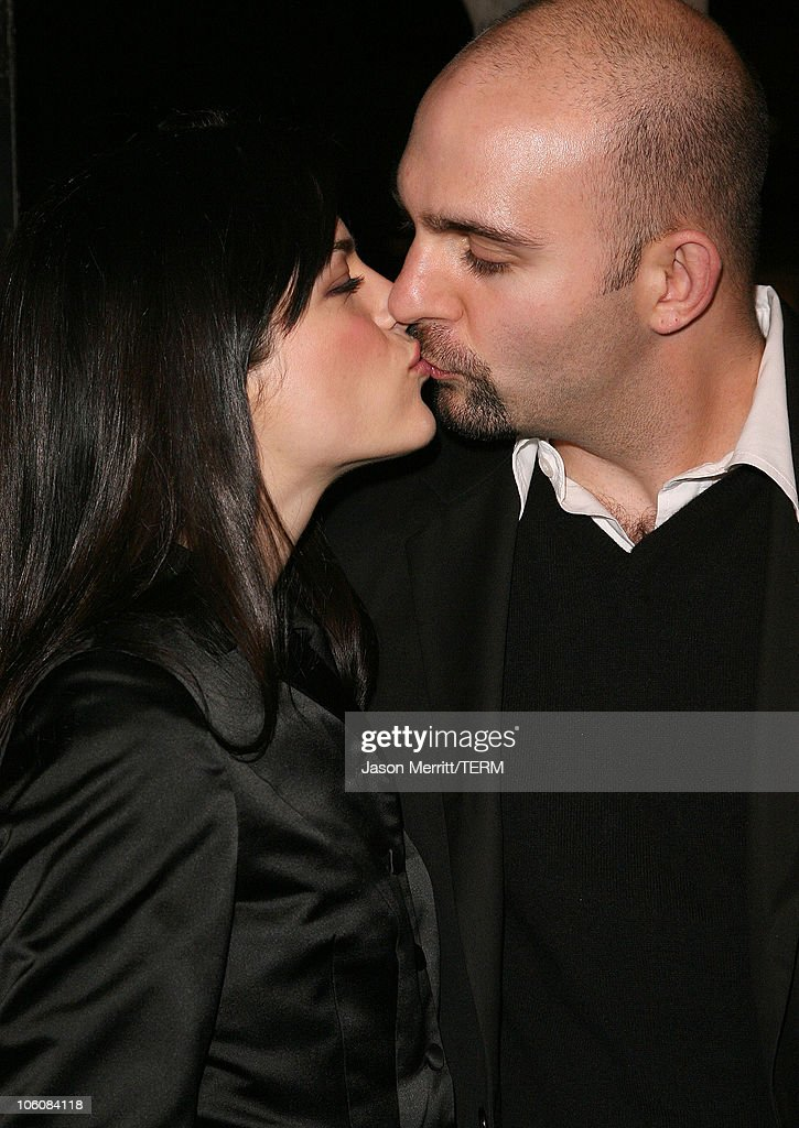 <a gi-track='captionPersonalityLinkClicked' href=/galleries/search?phrase=Ahmet+Zappa&family=editorial&specificpeople=804111 ng-click='$event.stopPropagation()'>Ahmet Zappa</a> and <a gi-track='captionPersonalityLinkClicked' href=/galleries/search?phrase=Selma+Blair&family=editorial&specificpeople=171869 ng-click='$event.stopPropagation()'>Selma Blair</a> during 'Thank You For Smoking' Los Angeles Premiere at Directors Guild of America in Hollywood, California, United States.