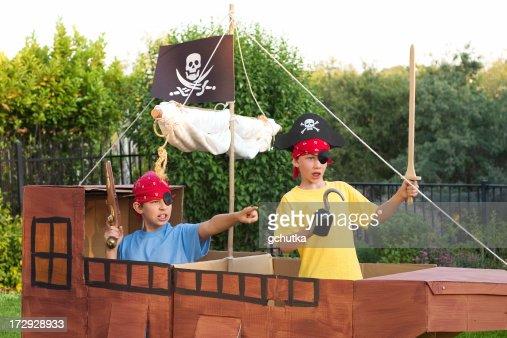 Ahoy ye Pirates