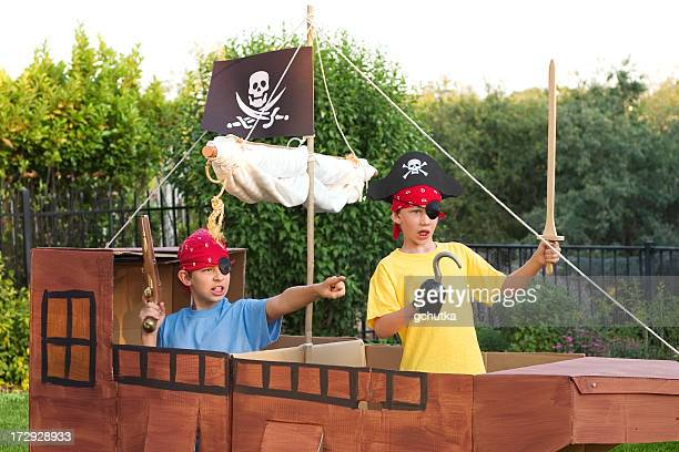 Ahoy ye Pirates