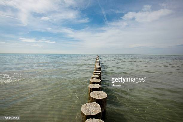 Ahrenshoop Strand der Ostsee