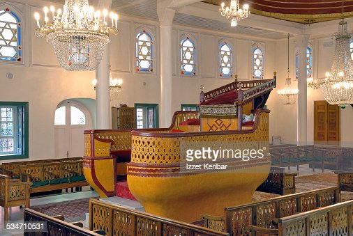 Ahrida Synagogue In Istanbul Turkey Stock Photo  Getty Images