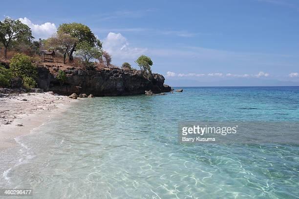 Ai Manis Moyo island