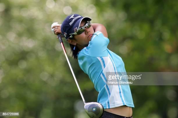Ai MIYAZATO Evian Masters 2007 3eme journee