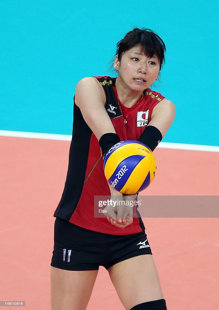 Olympics Day 7 - Volleyball
