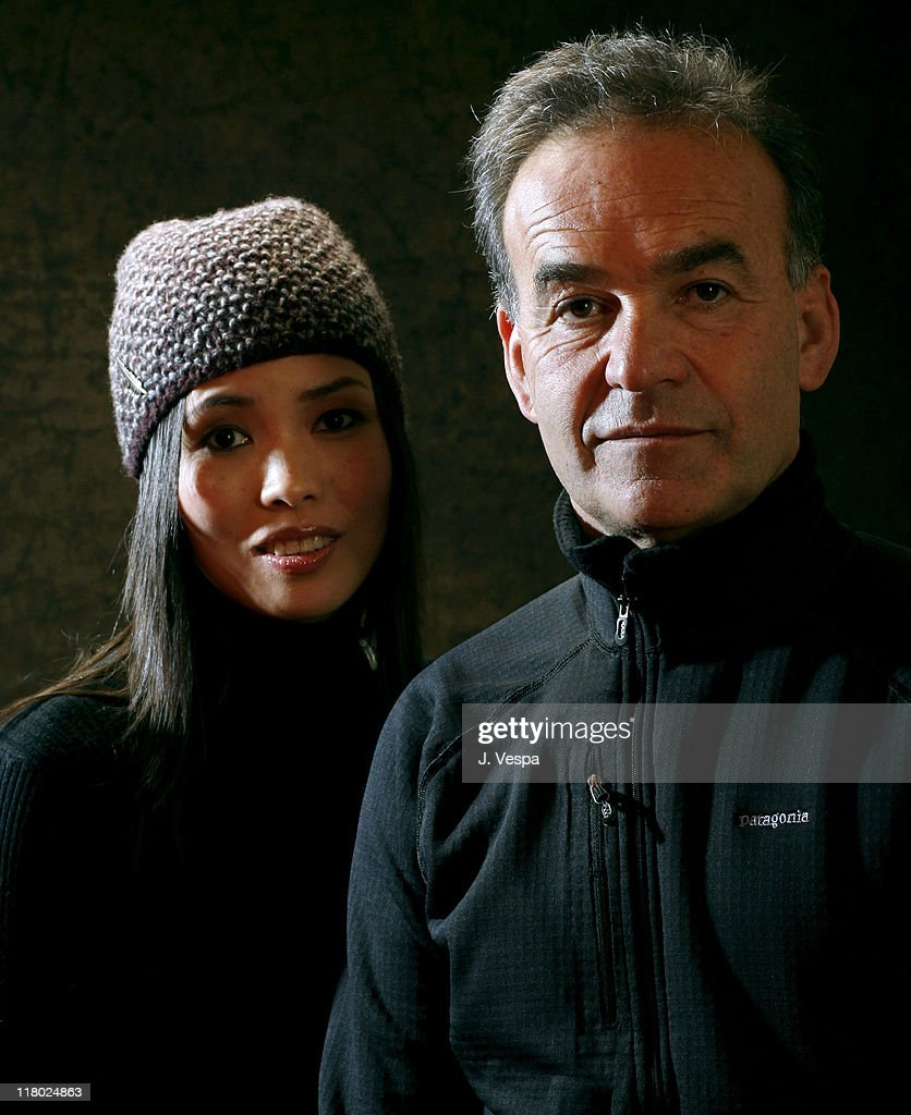 "2007 Sundance Film Festival - ""Ghosts"" Portraits"