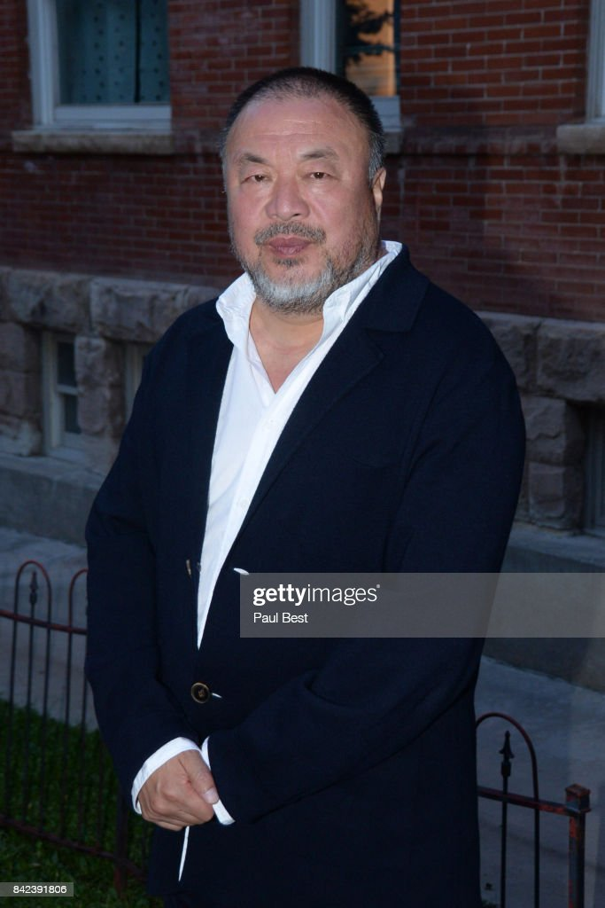 Ai Weiwei attends the Telluride Film Festival 2017 on September 2, 2017 in Telluride, Colorado.