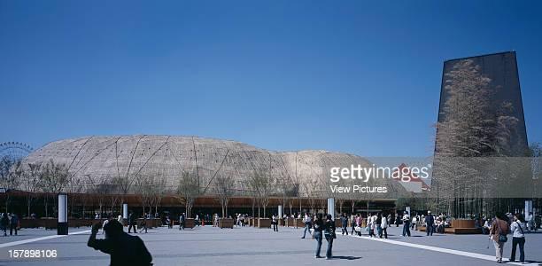 Aichi Expo Nagakute Japan Architect Architect Unknown Aichi Expo Panorama