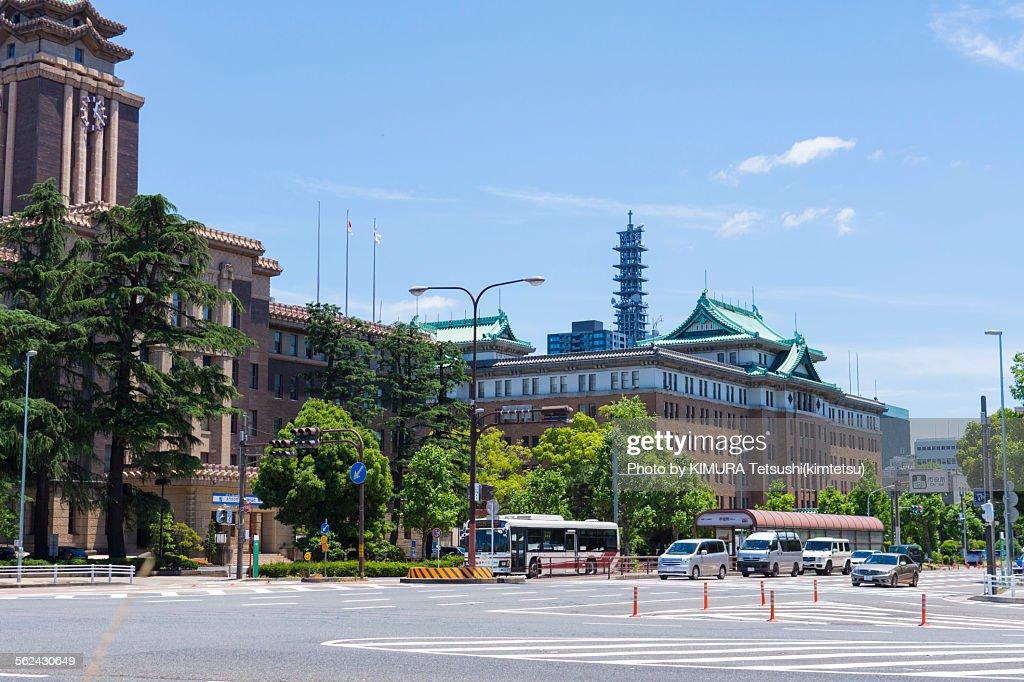 Aichi Prefectural office main building