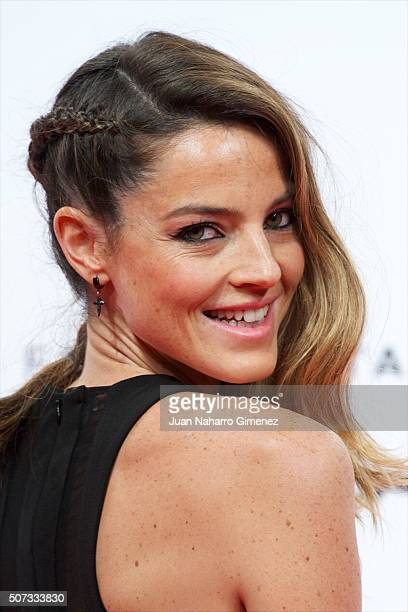 Aida Artiles attends Men's Health 2015 Awards on January 28 2016 in Madrid Spain