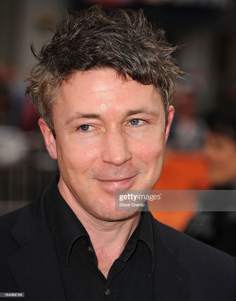 <a gi-track='captionPersonalityLinkClicked' href=/galleries/search?phrase=Aidan+Gillen&family=editorial&specificpeople=215426 ng-click='$event.stopPropagation()'>Aidan Gillen</a> arrives at the HBO's 'Game Of Thrones' Season 3 - Los Angeles Premiere at the TCL Chinese Theatre on March 18, 2013 in Hollywood, California.
