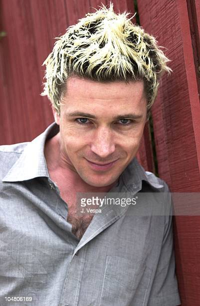 Aidan Gillen during The Low Down Aidan Gillen Photo Shoot at Sunset Boulevard in Los Angeles California United States