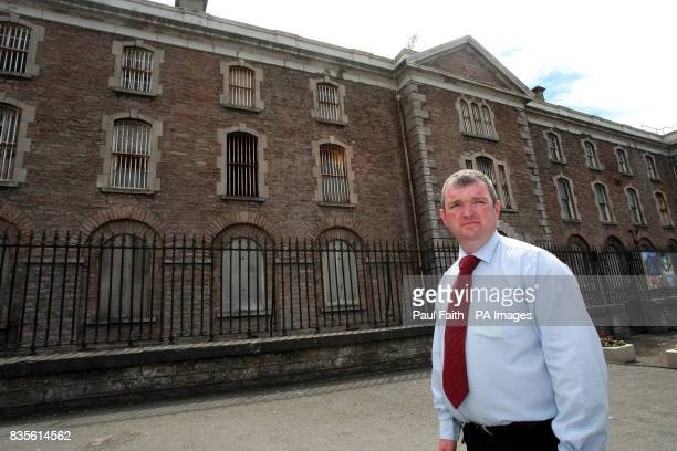 Aidan Mallon Property Services Manager at Armagh council pictured at Armagh jail which is set to fill its cells with a new batch of residents under...