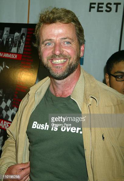 Aidan Quinn during 3rd Annual Tribeca Film Festival 'Coffee And Cigarettes' New York Premiere Inside Arrivals at Stuyvesant High School New York...