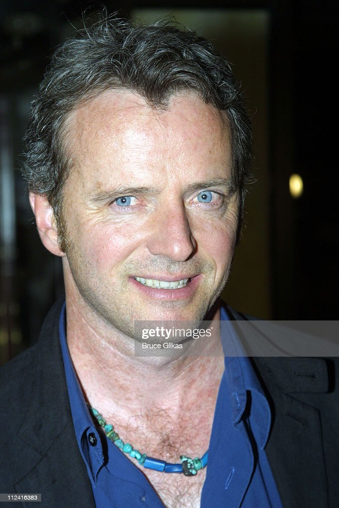<a gi-track='captionPersonalityLinkClicked' href=/galleries/search?phrase=Aidan+Quinn&family=editorial&specificpeople=171142 ng-click='$event.stopPropagation()'>Aidan Quinn</a> during After Party Celebrating Opening Night for 'Intrigue With Faye' at West Bank Cafe in New York City, New York, United States.