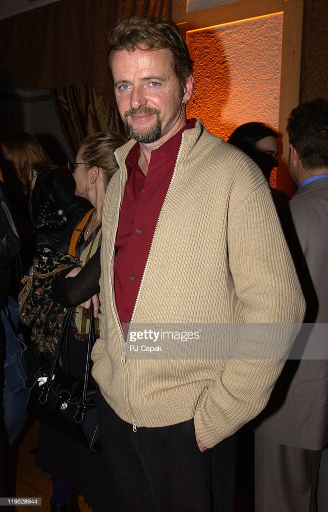 <a gi-track='captionPersonalityLinkClicked' href=/galleries/search?phrase=Aidan+Quinn&family=editorial&specificpeople=171142 ng-click='$event.stopPropagation()'>Aidan Quinn</a> during 'In America' - New York Premiere - After Party at Cafe St. Barts in New York City, New York, United States.