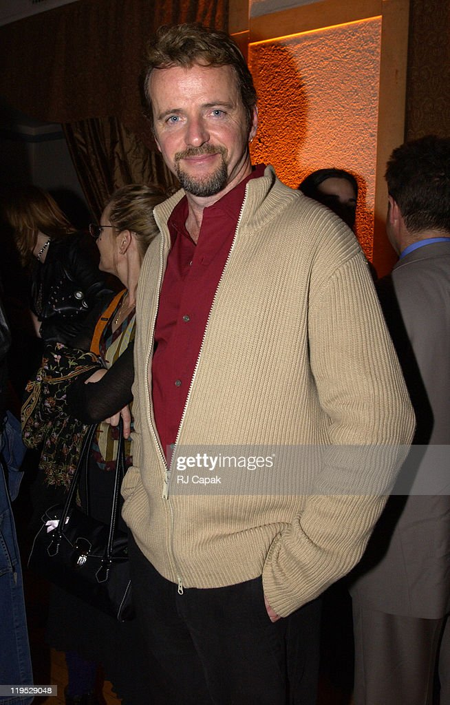 Aidan Quinn during 'In America' New York Premiere After Party at Cafe St Barts in New York City New York United States