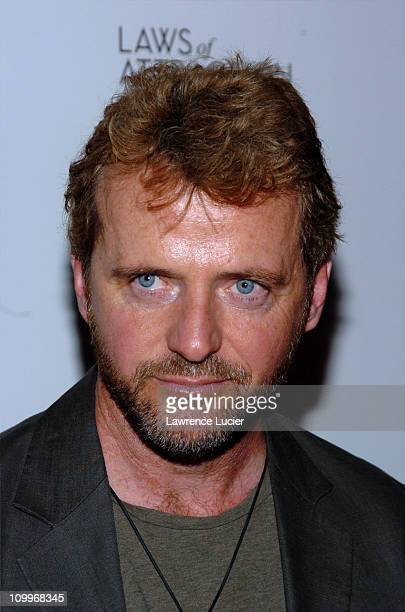 Aidan Quinn during Laws of Attraction New York Premiere Arrivals at Loews Astor Plaza in New York City New York United States