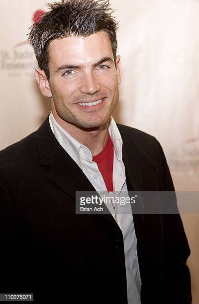 Aidan Turner of 'All My Children' during The 11th Annual Daytime Television Salutes St Jude Children's Research Hospital at Marriott Marquis in New...