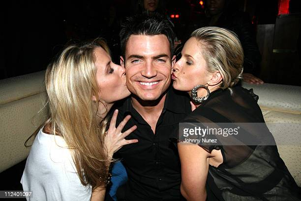 Aiden Turner and wife with Samantha Prestley