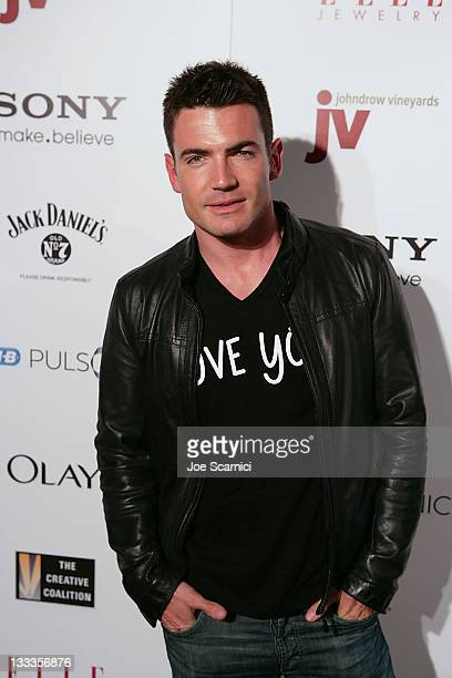 Aiden Turner arrives at the Official Cocktail Reception For 'The Cove' Hosted by HAVEN360 at Andaz Hotel on March 3 2010 in West Hollywood California