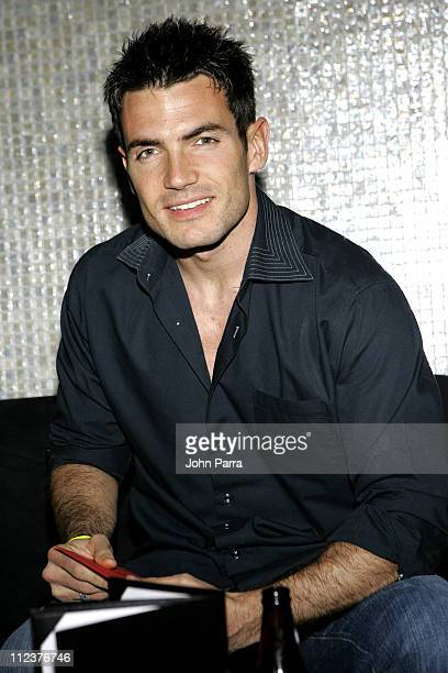 Aiden Turner of All My Childen during 2005 Hottest Hunks of Daytime Calendar at Lotus Ultra Lounge in Tampa FL United States