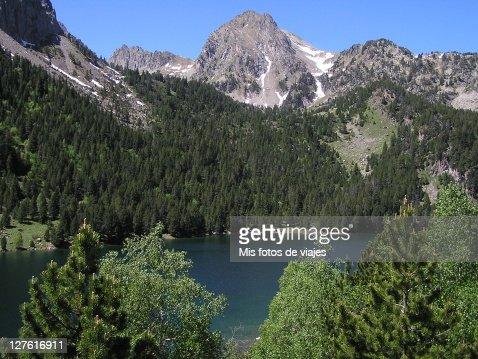 Aiguestortes Park and Lake Sant Maurici