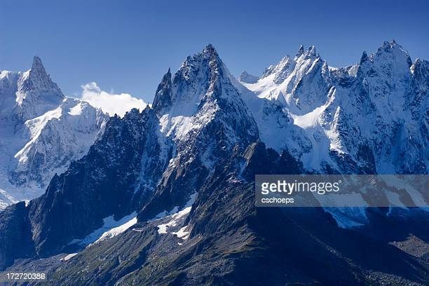 Cime di Chamonix
